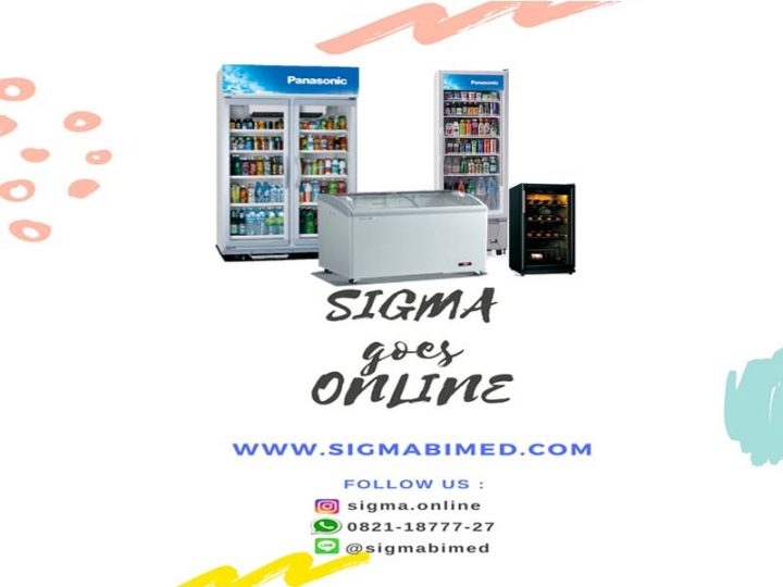 Sigma Goes Online