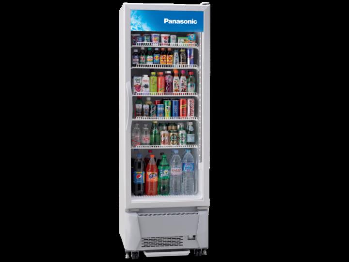Kulkas Hemat Listrik Beverage Cooler Panasonic