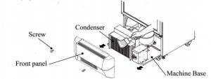Tips membersihkan Kondensor Beverage Cooler