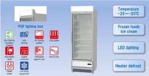 Produk Baru Upright Freezer Panasonic