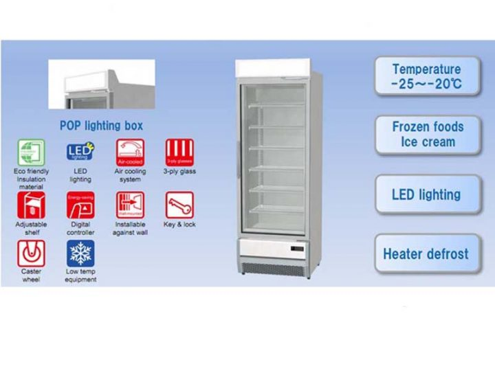 Produk Baru Upright Freezer Panasonic