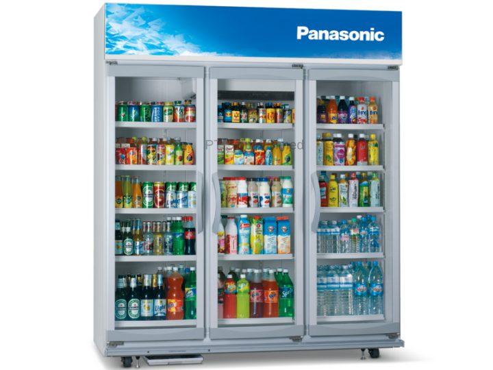 Jenis – jenis kulkas kaca showcase Panasonic