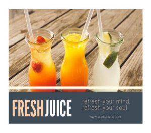 Minuman Yang Menyegarkan Mampu Menghilangkan Panic Dan Stress ??