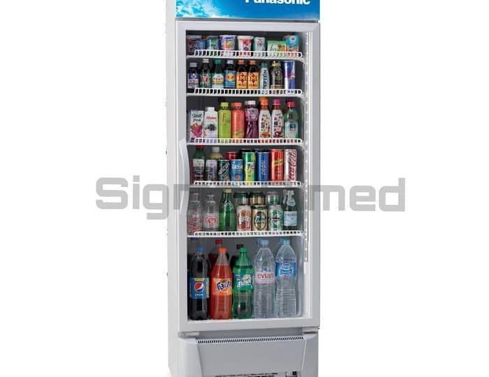Kulkas Panasonic 1 Pintu Minuman Segar Selalu