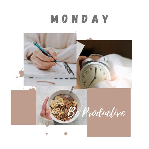 Naikkan Monday-Mood Jadi Positif